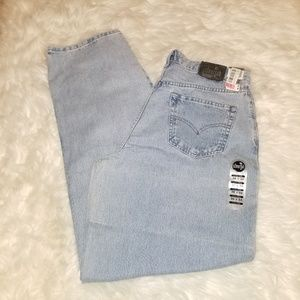 Men's vintage Levi Jeans  silverTab baggy pleated